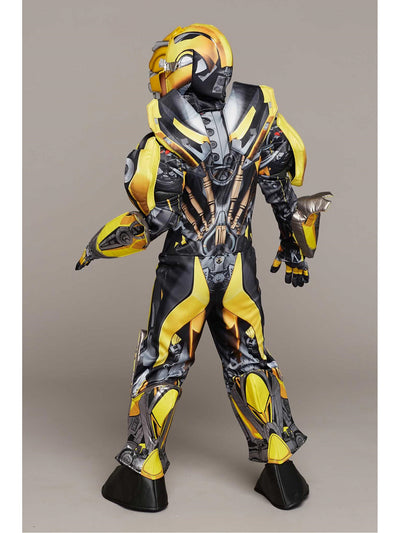 Transformers Bumblebee Costume for Kids  yel alt2