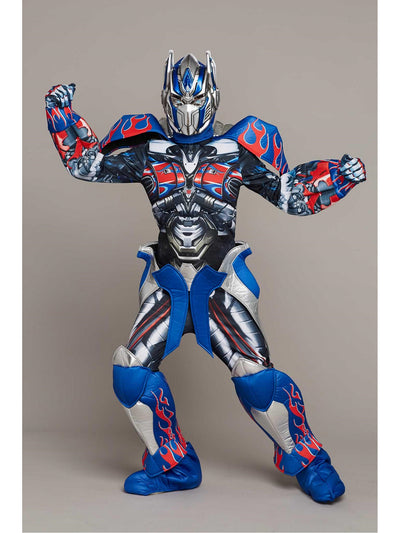 Transformers Optimus Prime Costume for Kids