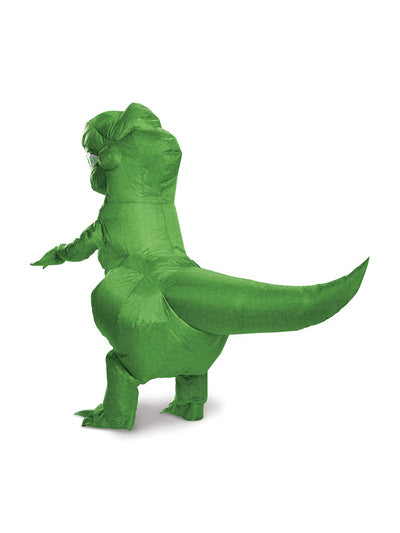 T-Rex Costume for Kids  green alt1