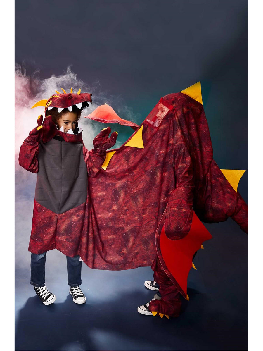 Two-Person Dragon Costume for Kids