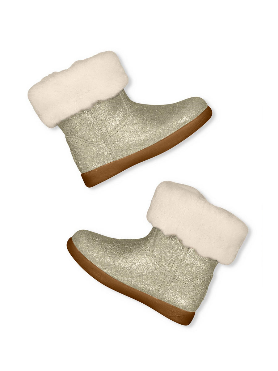 UGG® Jorie II Metallic Boots for Baby