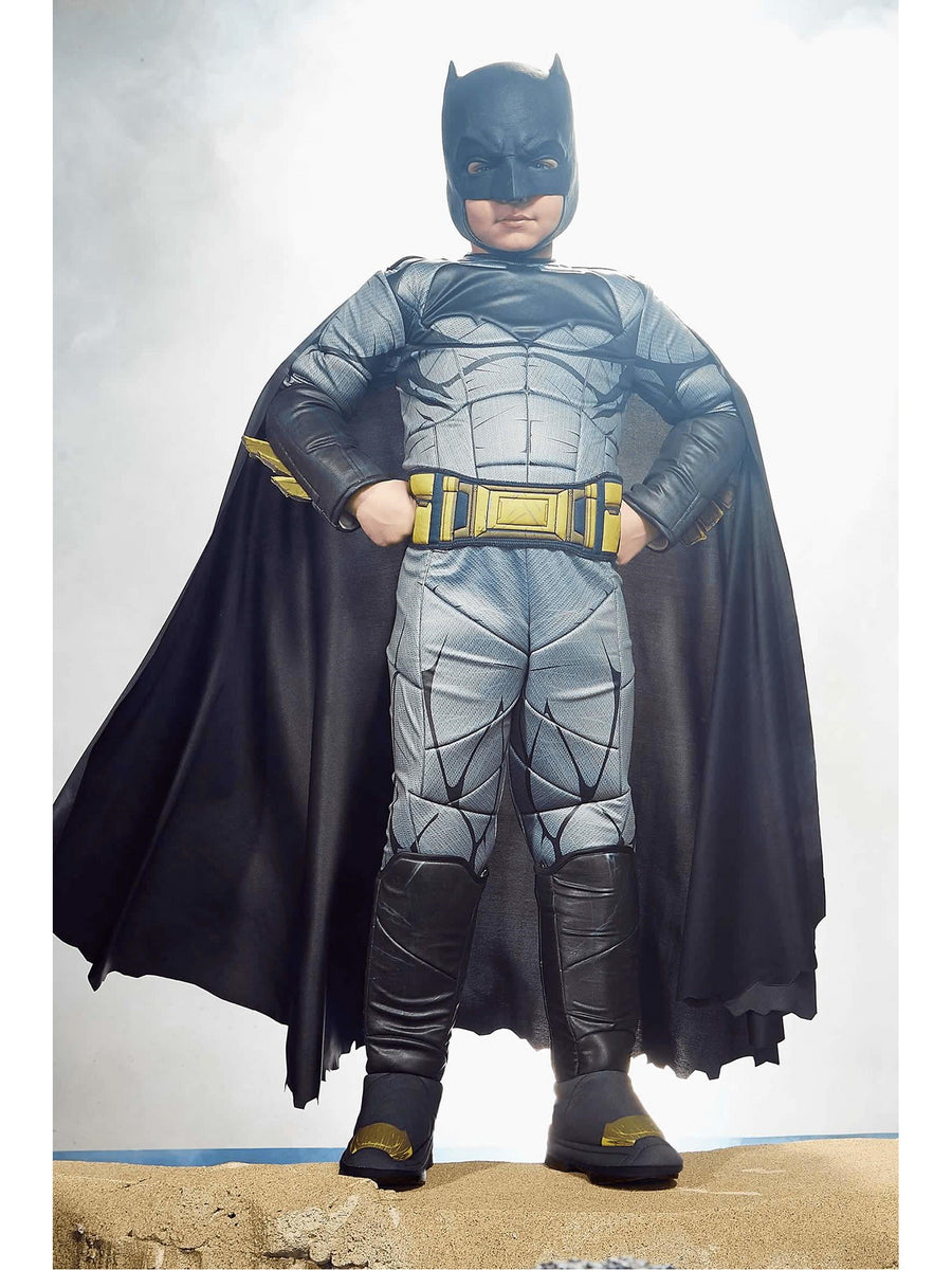 Ultimate Batman Costume For Kids - Dawn of Justice