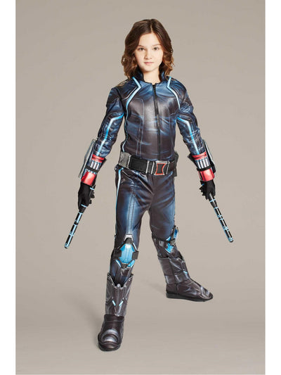 Ultimate Black Widow® Costume For Kids