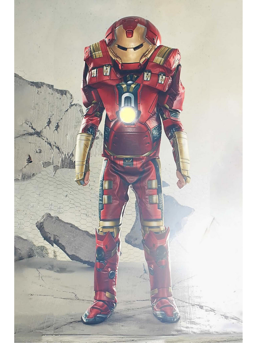 Ultimate Iron Man Costume For Kids - Hulk-Buster®