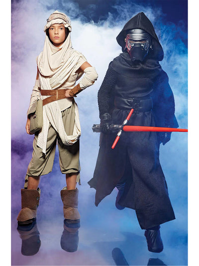 Ultimate Kylo Ren™ Costume For Kids - Star Wars  mlt alt2