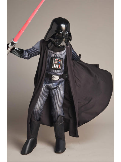 Ultimate Light-Up Darth Vader Costume for Kids - Star Wars