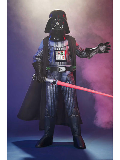 Ultimate Light-Up Darth Vader Costume for Kids - Star Wars  bla alt1