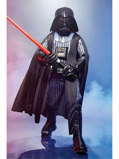 Ultimate Light-Up Darth Vader Costume for Kids - Star Wars  bla alt3
