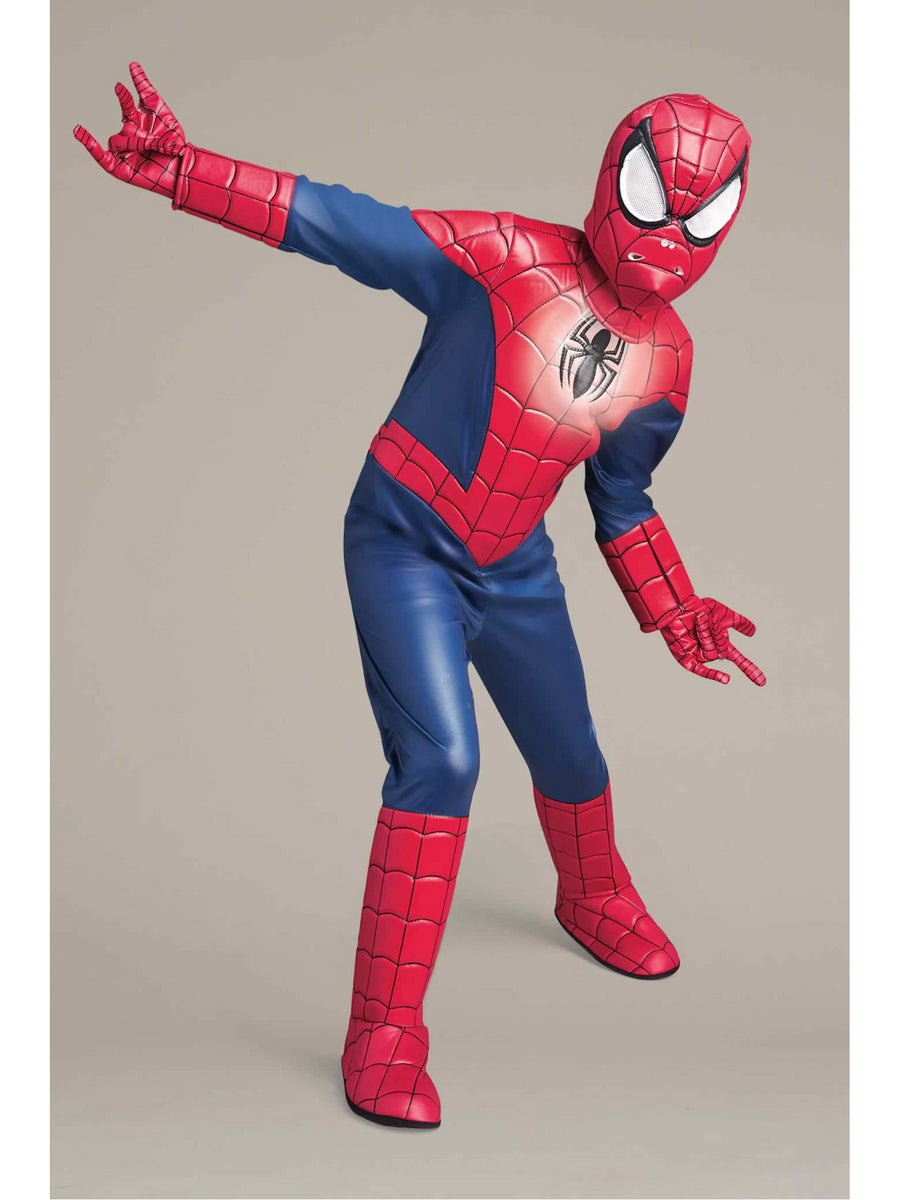 Ultimate Light-Up Spider-Man® Costume For Kids