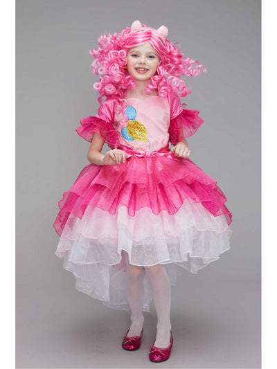 Ultimate My Little Pony Pinkie Pie Costume for Girls