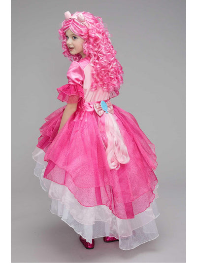 Ultimate My Little Pony Pinkie Pie Costume for Girls  pin alt2
