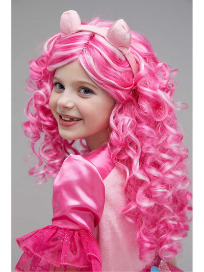 Ultimate My Little Pony Pinkie Pie Costume for Girls  pin alt3