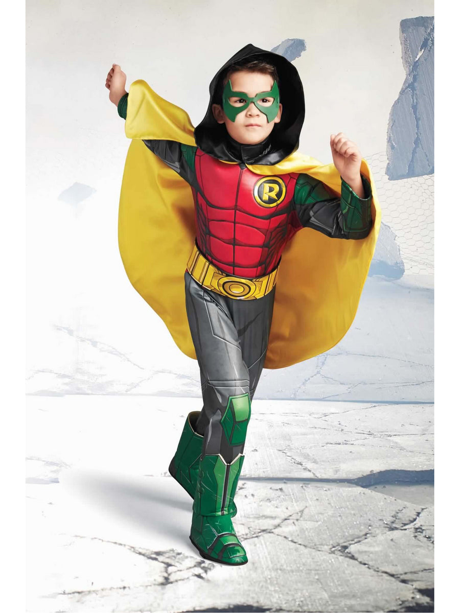 Ultimate Robin Costume For Kids