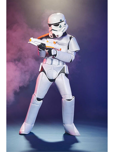Ultimate Stormtrooper Costume For Kids  whi alt1