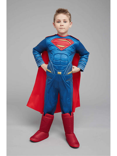 Ultimate Superman Costume For Kids - Dawn of Justice  mlt 1