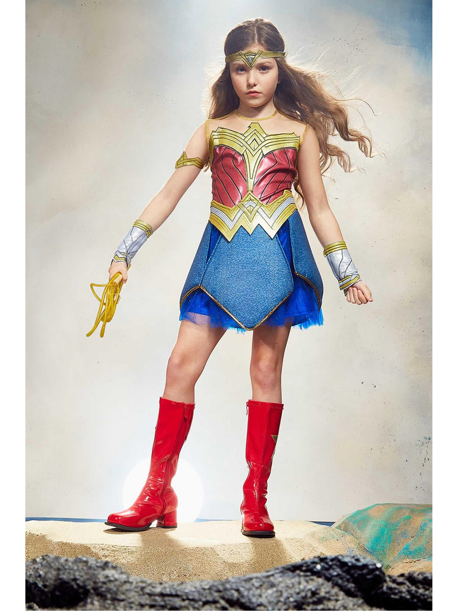 Ultimate Wonder Woman Costume for Girls
