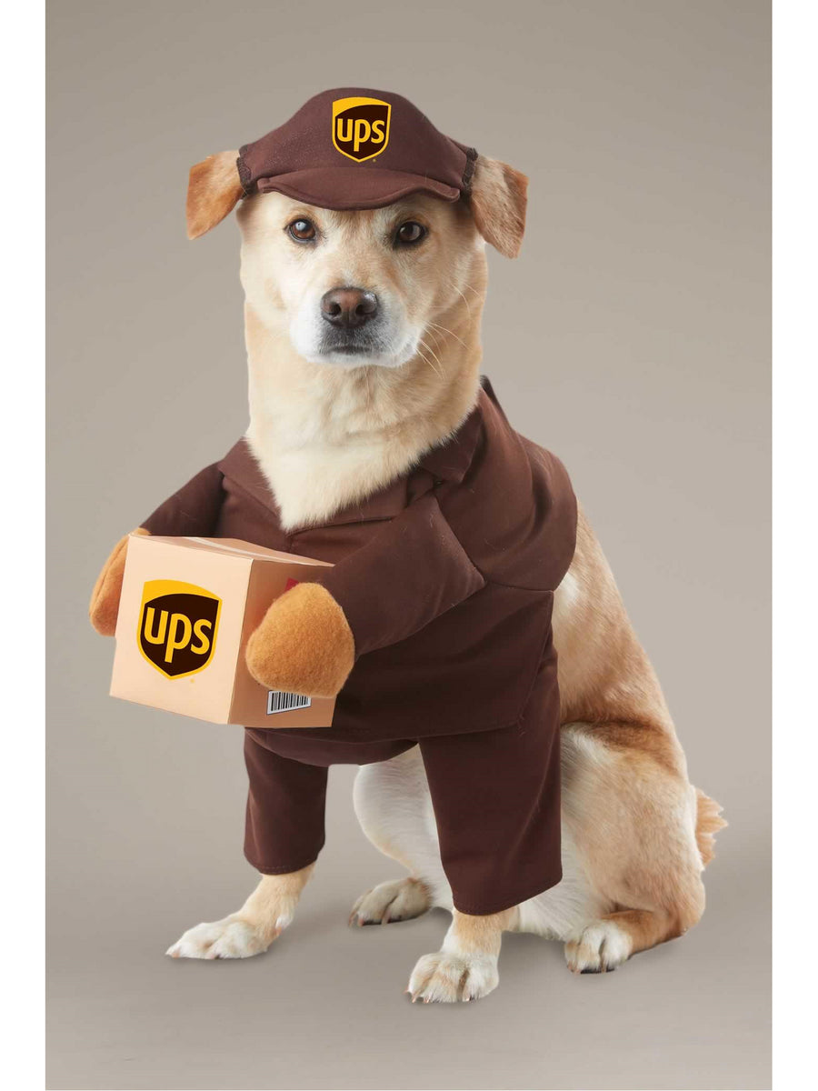 UPS Driver Costume for Dogs