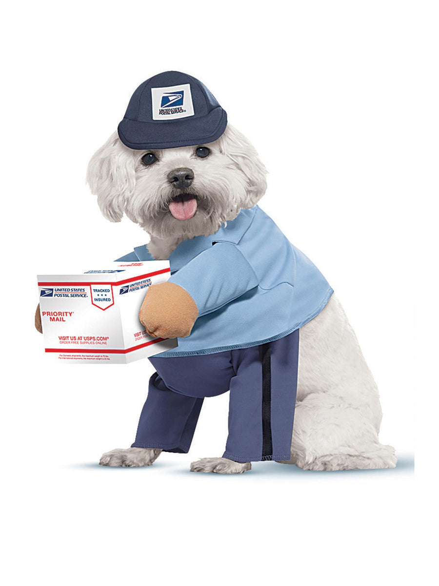 USPS Mail Carrier Costume for Dogs