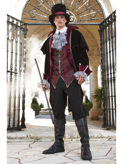 Vampire of Versailles Costume For Men