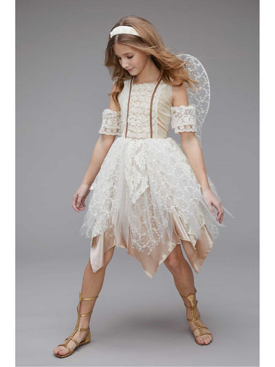 Vintage Boho Fairy Costume for Girls