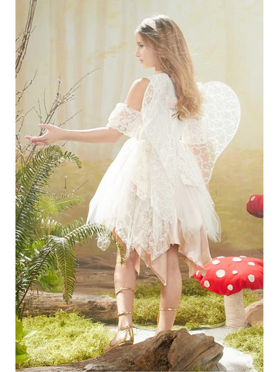 Vintage Boho Fairy Costume for Girls  cre alt3