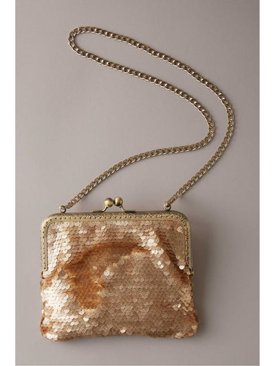Vintage Sequin Purse  gol alt1