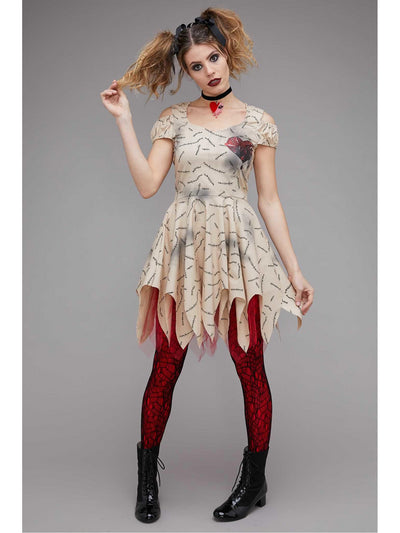 Voodoo Doll Costume for Women