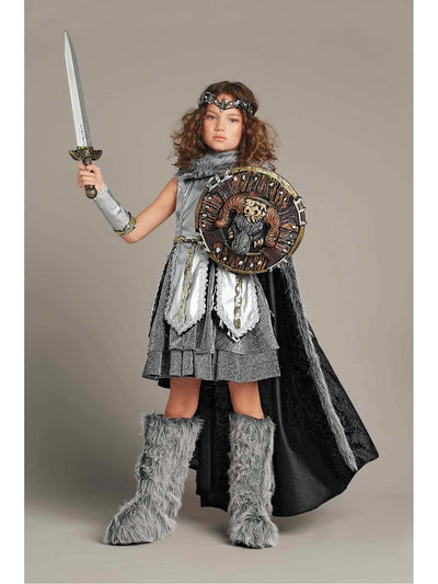 Warrior Costume For Girls