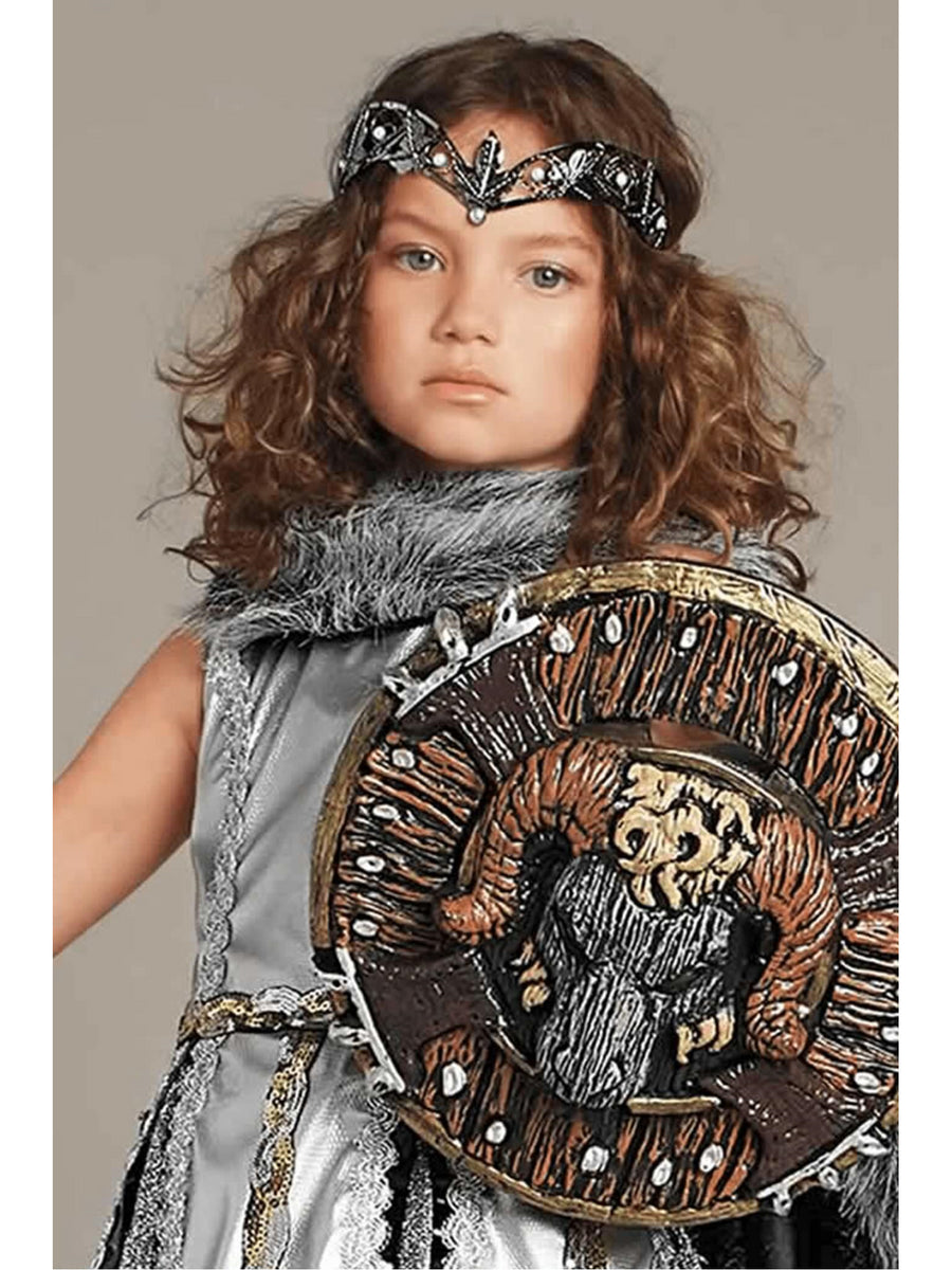 Warrior Girl Headpiece