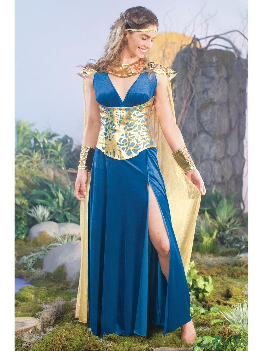 Warrior Queen Costume for Women