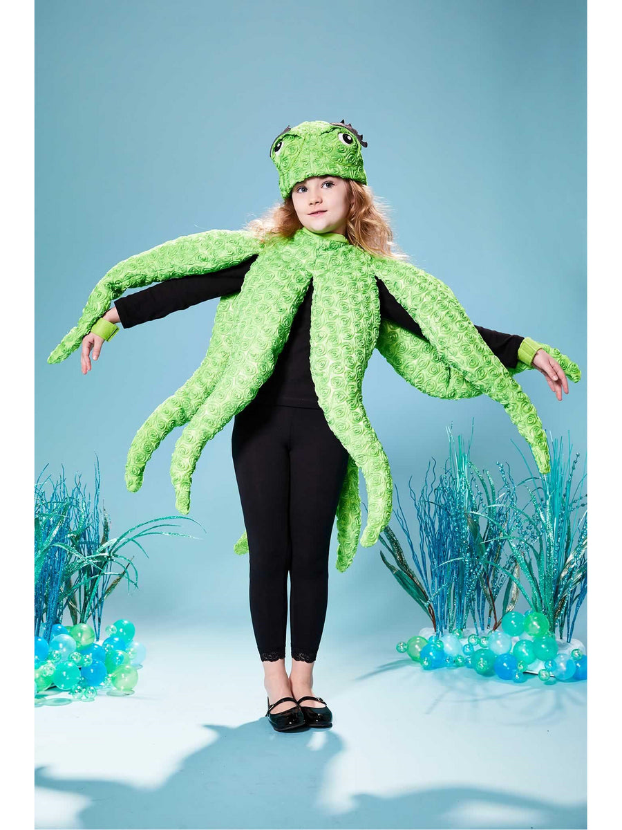 Whimsical Octopus Costume for Kids