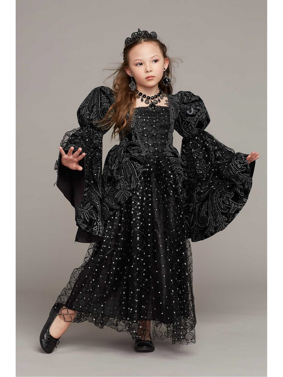 Wicked Princess Costume for Girls