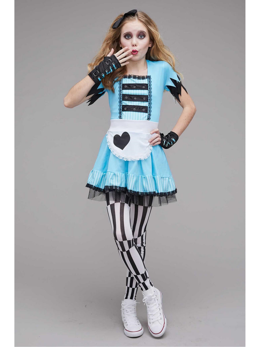 Wild Wonderland Costume for Girls