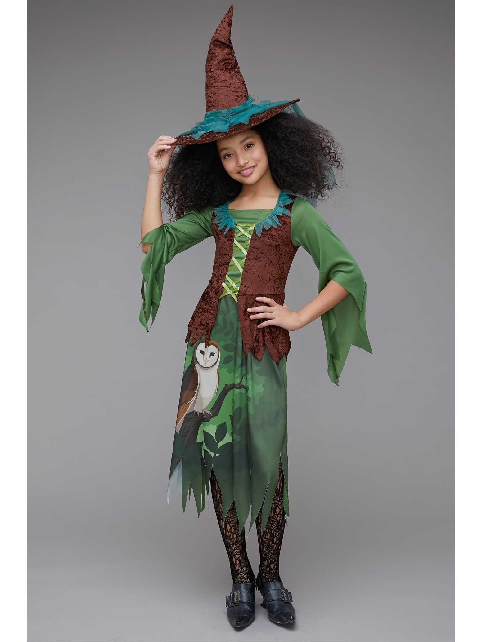 Wild Woods Witch Costume For Girls Witches Costumes Dress Up Chasing Fireflies