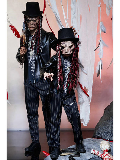 Witch Doctor Costume for Men  bla alt1