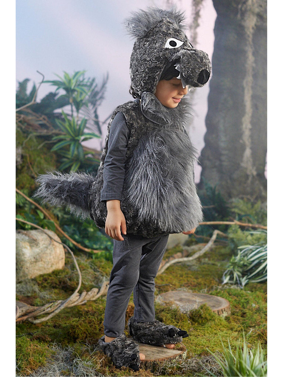 Wolf Costume for Baby