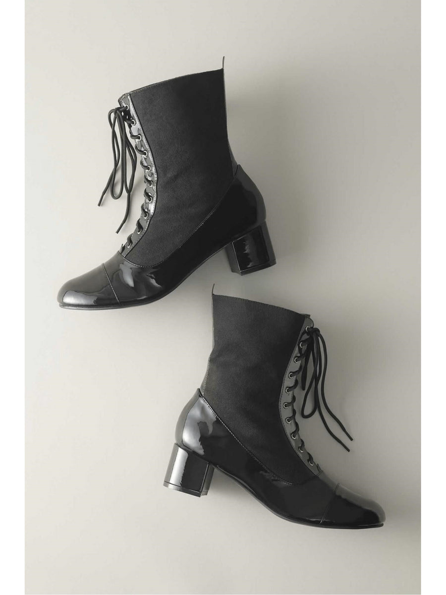 Womens Black Magic Boots