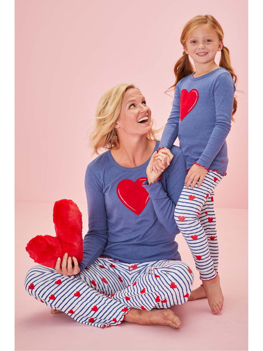 Womens Heartstrings PJ's