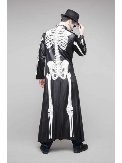 X-Ray Coat Costume For Adults  bla alt2