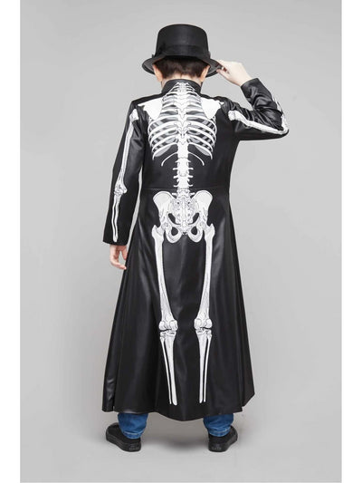 X-Ray Coat Costume For Kids  bla alt2