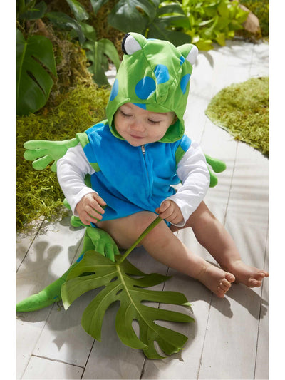 Zippy the Gecko Costume for Baby  gre alt1