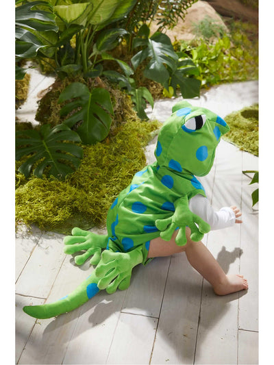 Zippy the Gecko Costume for Baby  gre alt2
