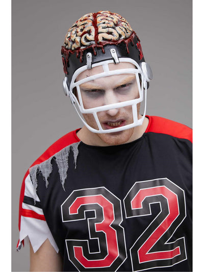 Zombie Football Player Costume for Men  red alt3