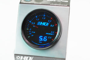 HDi Super Boost Gauge DRB Series SBG-D2RB-3.5 Bar
