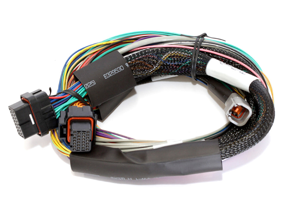 Elite 1500 - 2.5m (8 ft) Basic Universal Wire-in Harness Only