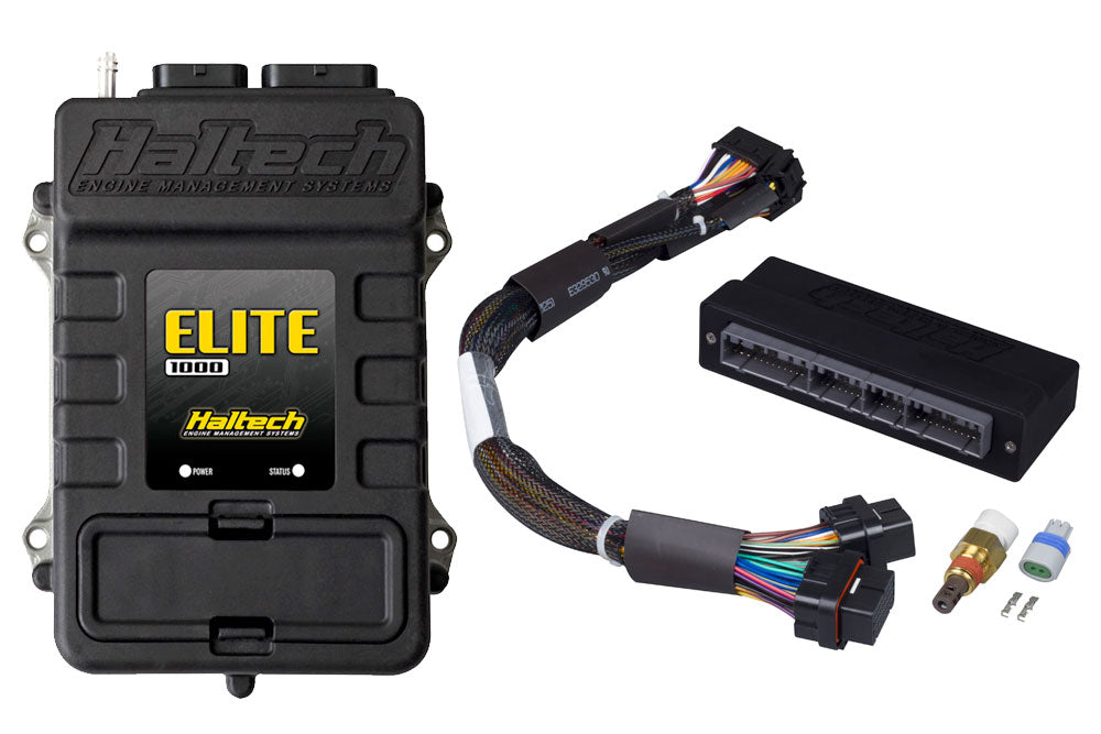 Elite 1000 Plug 'n' Play Adaptor Harness ECU Kit - Nissan 