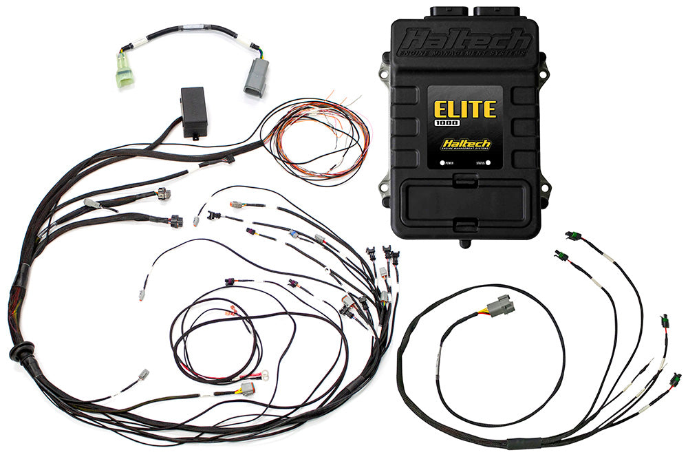Elite 1000 Mazda 13B S4/5 Terminated Harness ECU Kit 2