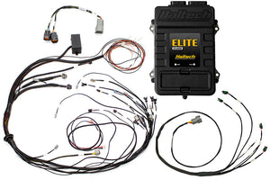 Elite 1500 with RACE FUNCTIONS - Mitsubishi 4G63 Terminated Harness ECU Kit