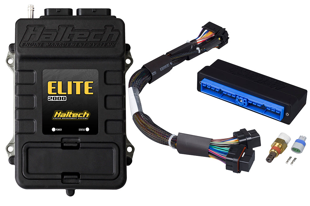 Elite 2000 Plug 'n' Play Adaptor Harness ECU Kit - Nissan Patrol/Safari Y60 Auto