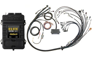 Elite 2500 T with ADVANCED TORQUE MANAGEMENT & RACE FUNCTIONS - Ford Coyote 5.0 Terminated Harness ECU Kit 1